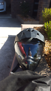 Enduro motorbike helmet size large Launceston Launceston Area Preview