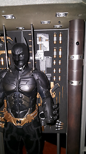 Batman Armory Meadowbrook Logan Area Preview