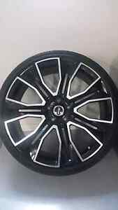 22 inch PDW wheels suit Commodore, Hsv, Bmw Hallam Casey Area Preview