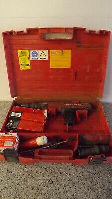 Hilti Dx36m Dx 36 M Powder Actuated Nail Stud Gun Fastening Tool Wroundstools