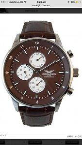 PRP $850 Authentic Brand New Men's/Women's Orologio Navigare Watch Roxburgh Park Hume Area Preview