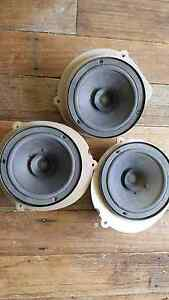 Holden Commodore VX Speakers x3 Bairnsdale East Gippsland Preview