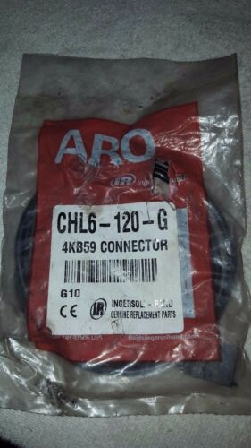 NEW INGERSOLL RAND # 4KB59 ARO SOLENOID AIR CONTROL VALVE
