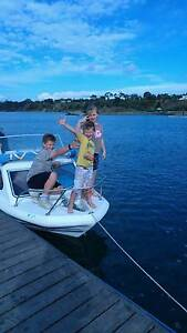 15ft Pride Pathfinder Halfcabin Boat Leopold Geelong City Preview