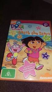 Dora the explorer 'catch the stars' DVD Lockleys West Torrens Area Preview