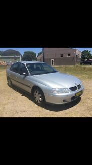 2002 VX Holden Commodore Automatic