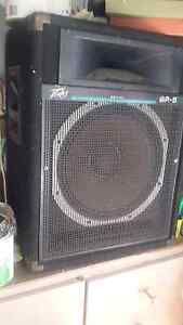 2 x Peavey PA Speakers with stands Marsden Logan Area Preview