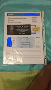 2 x NRL grandfinal tickets 2016 Banksia Rockdale Area Preview