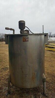 Stainless Steel Tank - 7330