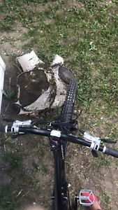 Mountain bike   Really good condition and light weight