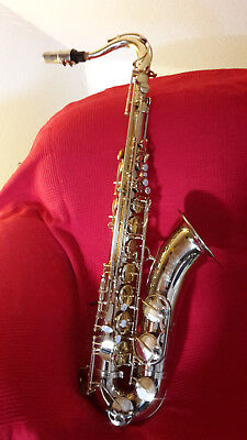 Selmer Super Action 80 II Tenor Saxophon. Generalüberholt!