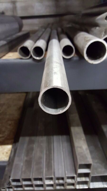 "2"" Stainless Steel Round Tube x .120 Wall x 36"" Long"