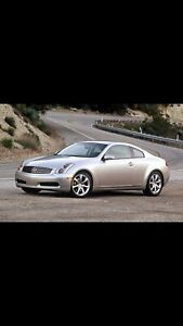Infiniti g35 part out