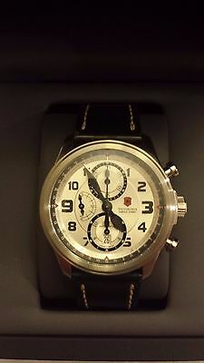 Men's Victorinox Swiss Army Infantry Vintage Automatic Chronograph Watch 241449