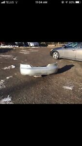 Honda Accord rear bumper cover