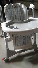 High Chair - Infa-Secure Medallion Super Deluxe Hi-Low Chair Worongary Gold Coast City Preview