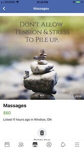 Therapeutic massages for woman and men