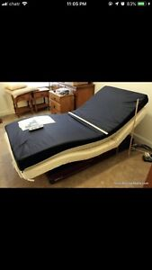Electric Adjustable Twin Bed Frame w/ Remote