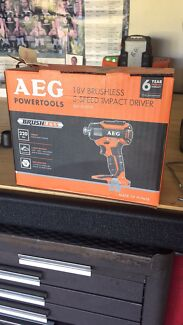 AEG impact driver  Mudgeeraba Gold Coast South Preview