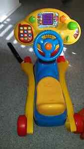 Toddler learning bike and rocking machine Thornton Maitland Area Preview