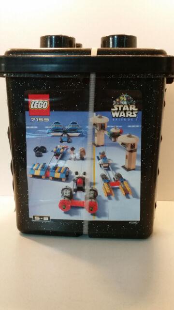 Star Wars Lego 7159 Pod Racer Bucket Sealed Episode 1 RARE