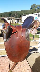 Stock/ western saddle Wilmot Kentish Area Preview