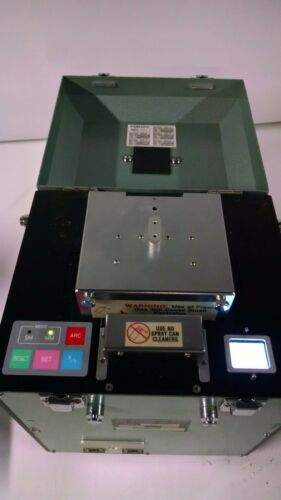Fujikura FSM-20C Arc Fusion Splicer used