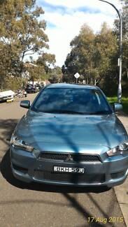 2009 Mitsubishi Lancer Sportsback Low KMS 30,000 only Kogarah Area Preview