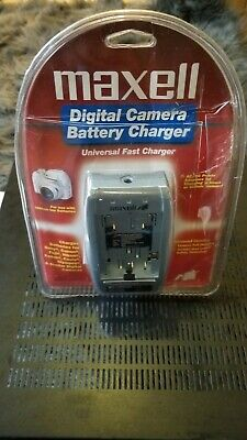 MAXELL DC3000 Universal Battery Li-ion Charger for Digital -