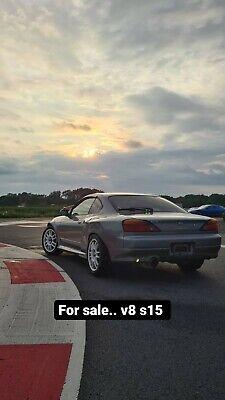Nissan s15 500bhp drift car v8 ls3 ls1 s14 Pro build