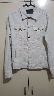 Zara White Jacket