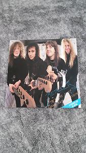 Metallica Garage Days Re-Visited vintage rare vinyl record 1987 Colac Colac-Otway Area Preview