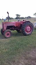 Old International Tractor Rosewood Ipswich City Preview