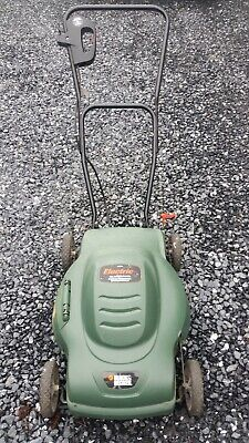 Used BLACK+DECKER MM275 18-Inch 9 amp Electric Mulching Mower. Manual included. ()