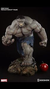 Sideshow Grey Hulk PF