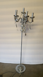 Standing Chandelier Floor Lamp Hammondville Liverpool Area Preview