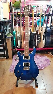 Harley Benton CST-24 Deluxe Left Handed Electric Guitar
