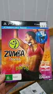 Zumba ps3, playstation move required. Thomastown Whittlesea Area Preview