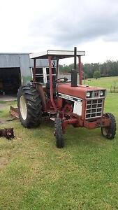 484 international  tractor with slasher Martinsville Lake Macquarie Area Preview