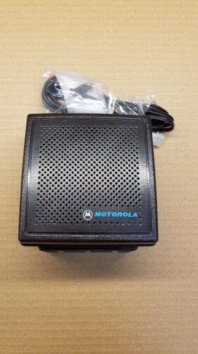 Motorola HSN4018B 13 Watt Water Resistant External Motorcycle Speaker