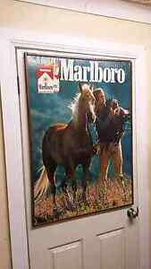 Marlboro advertising sign Glenorchy Glenorchy Area Preview
