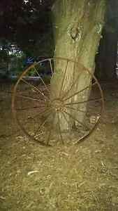 Vintage Wagon Wheels Mundaring Mundaring Area Preview
