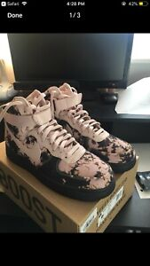 Air Force 1 *Rare* Floral colour way