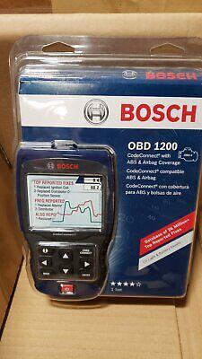Four (4) Bosch obd 1200 scanners