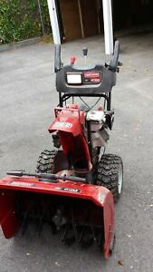 Craftsman 27 in. 14.5 Dual Stage Snow Thrower