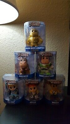 Toy Story 4 Ooshies (SERIES 1) COMPLETE SET