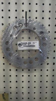 KX65, RM65  46T rear STEEL SPROCKET