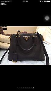 100% Prada leather saffiano handbag Enmore Marrickville Area Preview