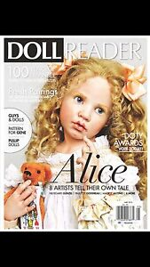 Looking for Doll Reader Magazines