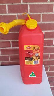 WILLOW Fuel Can 20L Richmond West Torrens Area Preview